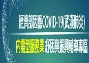另開新視窗,【經濟部中小企業處】因應COVID-19武漢肺炎-內需型服務業紓困與振興輔導專區